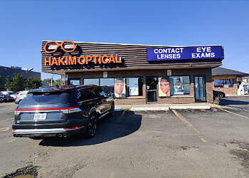 Thunder Bay optician Hakim Optical