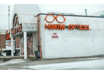Windsor optician Hakim Optical