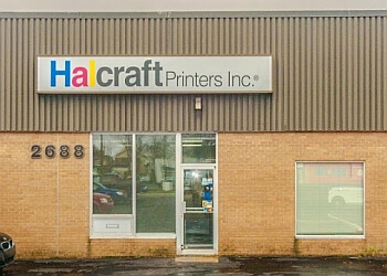 Halifax printer Halcraft Printers Inc.