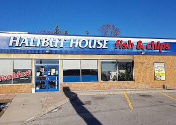 Oshawa fish and chip Halibut House Fish & Chips