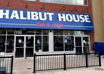 Vaughan fish and chip Halibut House Fish & Chips