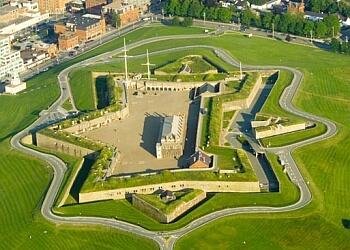 Halifax landmark Halifax Citadel National Historic Site of Canada