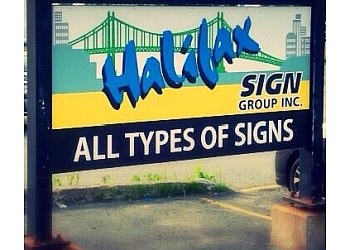 Halifax Sign Group Inc.