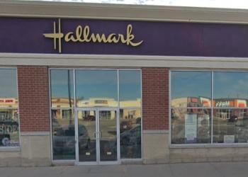 St Catharines gift shop Hallmark