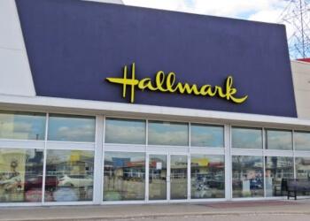 Kitchener gift shop Hallmark Cards & Gifts
