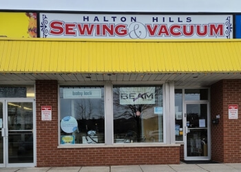Halton Hills sewing machine store Halton Hills Sewing Machine and Vacuums