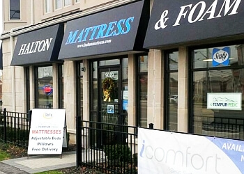 Milton mattress store Halton Mattress & Foam
