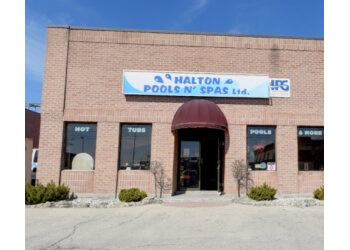 Milton pool service Halton Pools N' Spas Ltd.