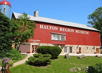 Milton places to see Halton Region Museum