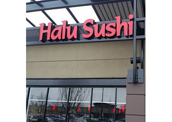 Maple Ridge sushi Halu Sushi