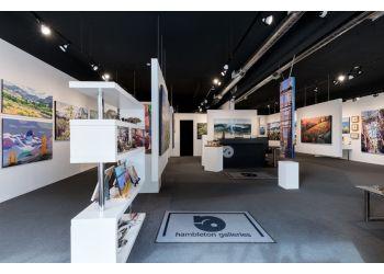 Kelowna art gallery Hambleton Galleries