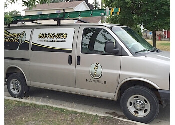 Halton Hills electrician Hammer Electric