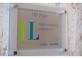 Vancouver business lawyer Hammerberg Lawyers LLP