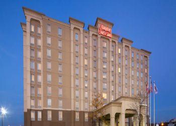 Mississauga hotel Hampton Inn & Suites by Hilton Toronto Airport