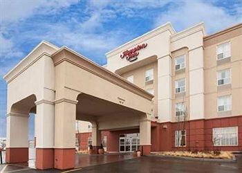 Edmonton hotel Hampton Inn by Hilton