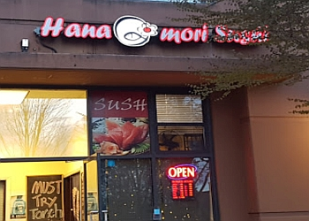 Coquitlam sushi Hanamori Sushi