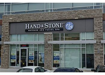 Ajax massage therapy Hand & Stone Massage and Facial Spa