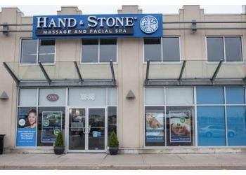 Whitby massage therapy Hand & Stone Massage and Facial Spa