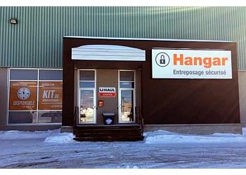 Quebec storage unit Hangar - Entrepôt Sécurisé