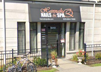 Milton nail salon Hannah Q Nails & Spa