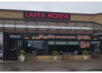 Richmond Hill mediterranean restaurant Hanna's Laffa House