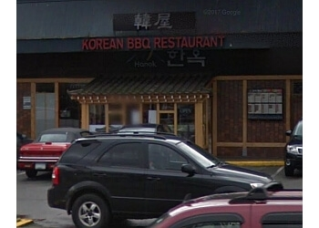 North Vancouver bbq restaurant Hanok Korean Restaurant