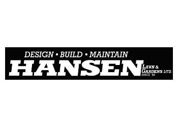 Ottawa lawn care service Hansen Lawn & Gardens Ltd.