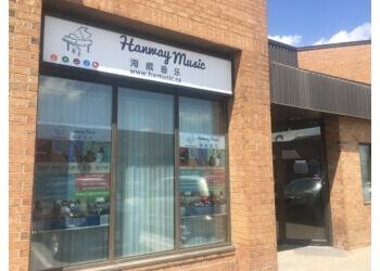 Richmond Hill music school Hanway Music School