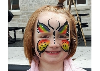 Guelph face painting Happy Art Face Painting