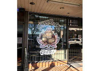 Happy Buddha Tattoo