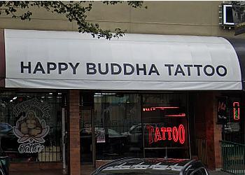 New Westminster tattoo shop Happy Buddha Tattoo