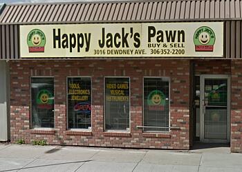 Regina pawn shop Happy Jack's Pawn