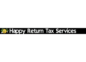 Edmonton tax service Happy Returns Tax Services