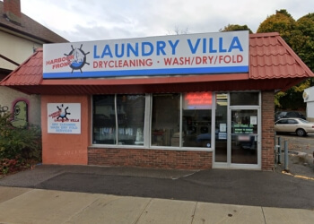 Peterborough dry cleaner Harbourfront Laundry Villa