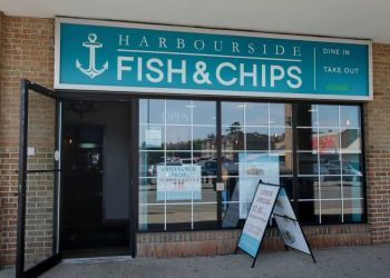 Brampton fish and chip Harbourside Fish & Chips