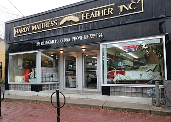 Ottawa mattress store Hardy Mattress & Feather Inc