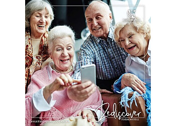 Oshawa retirement home Harmony Hill Retirement Community