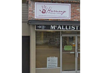 Port Coquitlam massage therapy Harmony Massage Therapy Clinic