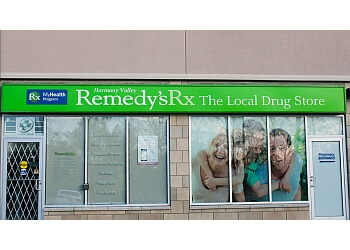 Oshawa pharmacy Harmony Valley Pharmacy
