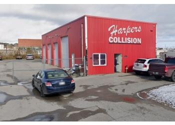 Orillia auto body shop Harper's Collision