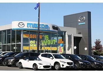 Nanaimo car dealership Harris Mazda