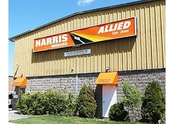 Sudbury moving company Harris Movers & Storage