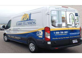 Barrie plumber Harris Plumbing Inc.