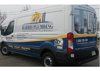 Newmarket plumber Harris Plumbing, Inc.