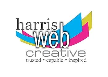 Milton web designer HarrisWeb Creative