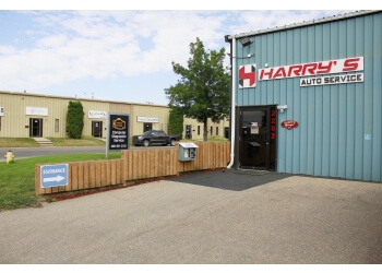 Saskatoon car repair shop Harry's Auto Service
