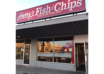 Hamilton fish and chip Harry's Fish and Chips