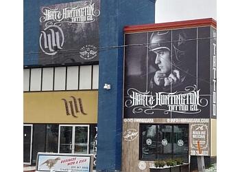 Niagara Falls tattoo shop Hart and Huntington Niagara