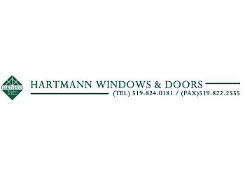 Guelph window company Hartmann Windows & Doors