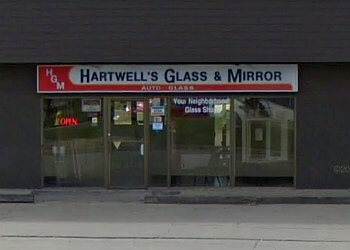Sherwood Park window company Hartwell's Glass & Mirror Co Ltd